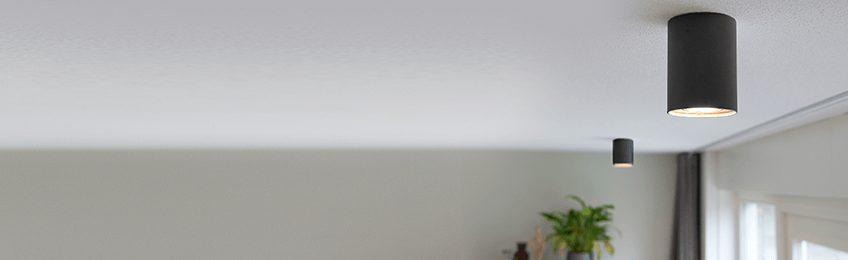 Povrchové bodové svetlá LED