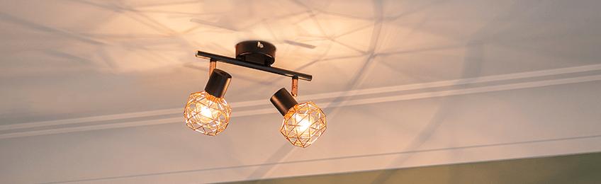 Stropné bodové svietidlá LED
