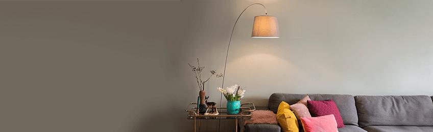Stojace lampy LED