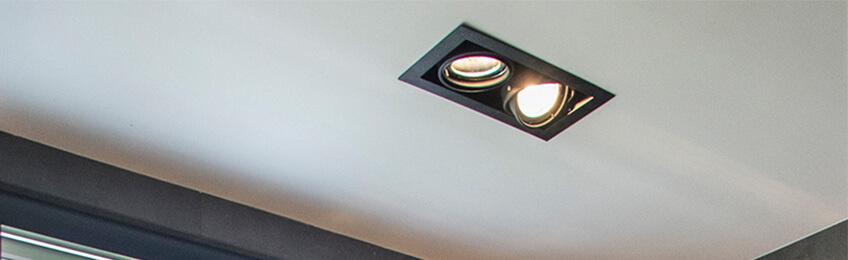 Zapustené svietidlá LED