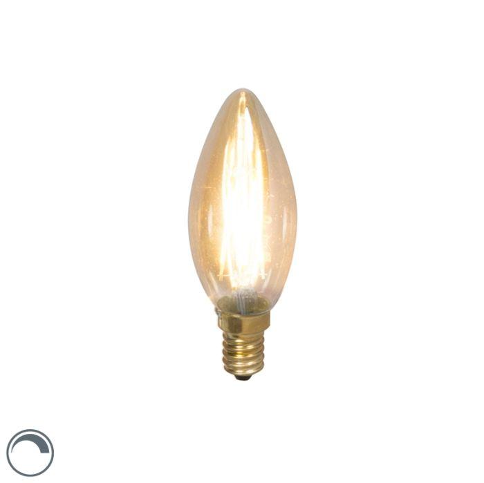 LED-žiarovka-s-žiarovkami-E14-240V-3,5W-200lm-stmievateľná