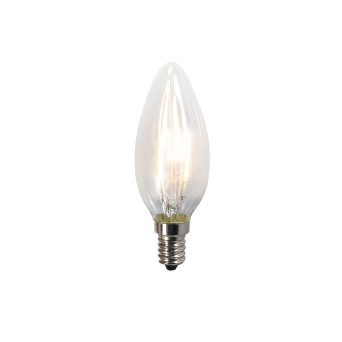 LED-žiarovka-s-krúteným-vláknom-C35-2W-2200K-číra