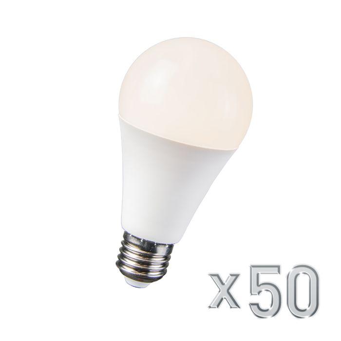 LED-žiarovka-10W-E27-B60-sada-po-50
