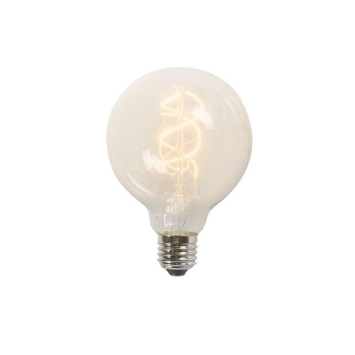 LED-žiarovka-s-krúteným-vláknom-G95-5W-2200K-číra