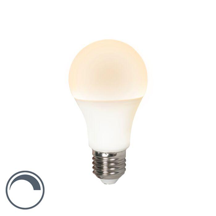 LED-žiarovka-E27-240V-12W-1200lm-A60-stmievateľná