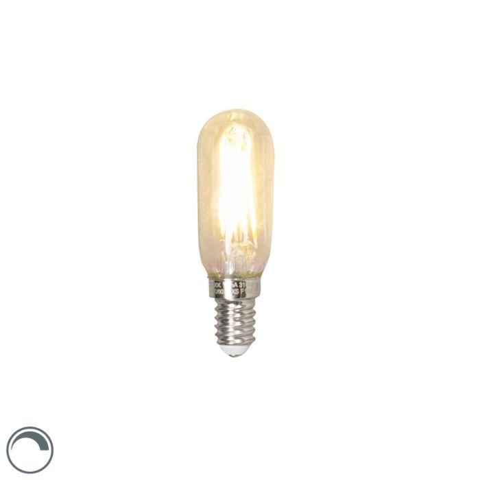 LED-žiarovka-s-žiarovkou-E14-240V-3,5W-310lm-T24-stmievateľná