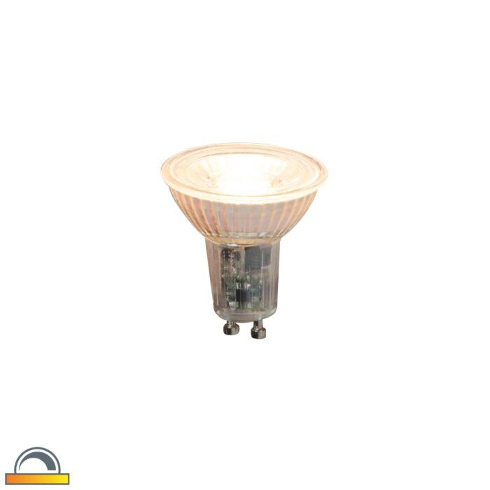 GU10-stmievateľná-LED-žiarovka-5,5W-360lm-2000K---2700K
