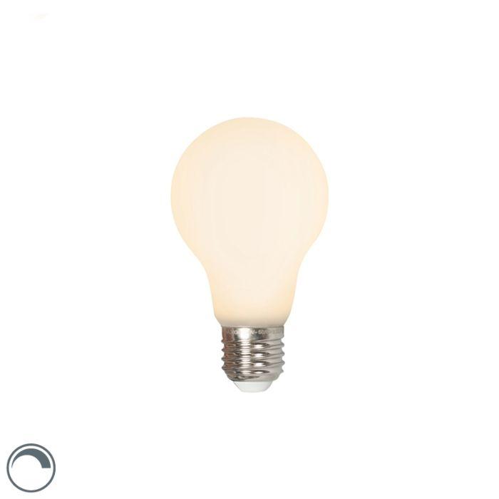 LED-E27-240V-4W-380lm-stmievateľné