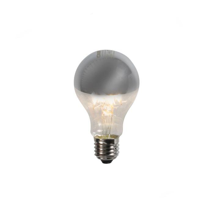 LED-žiarovka-so-zrkadlovou-hlavou-240V-4W-370lm-číra-2700K