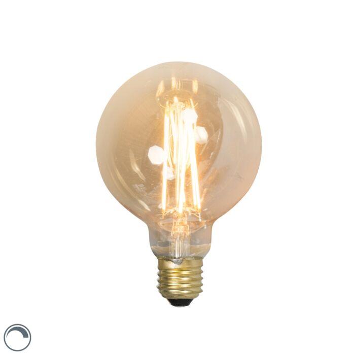 LED-žiarovka-s-dlhým-vláknom-E27-240V-4W-320lm-stmievateľná