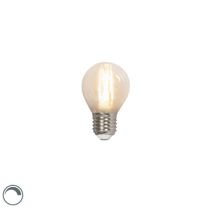 E27-stmievateľná-LED-žiarovka-P45-guľková-žiarovka-3,5-W-350-lm-2700-K.