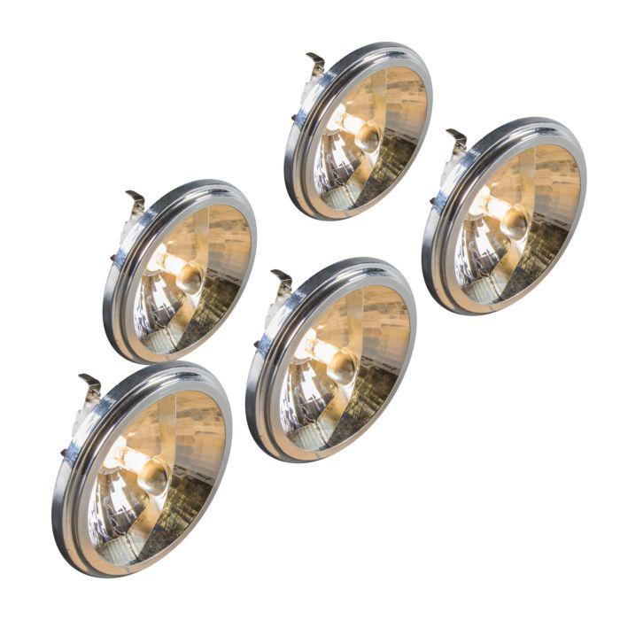 G53-QR111-halogénová-žiarovka-50W-12V-sada-5-kusov