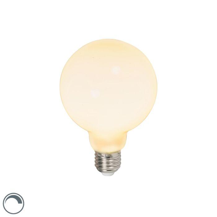 LED-žiarovka-E27-240V-6W-650lm-stmievateľná