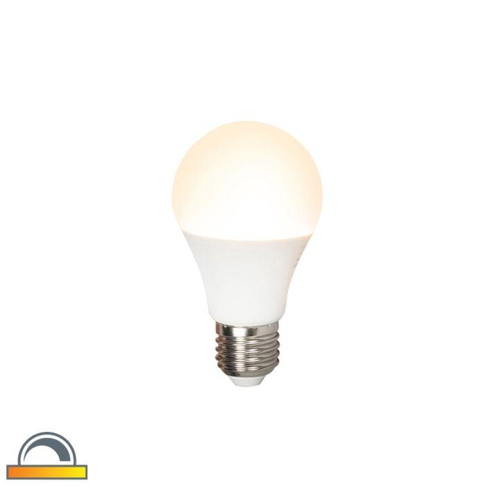 LED-žiarovka-E27-240V-7W-510lm-A60-stmievateľná
