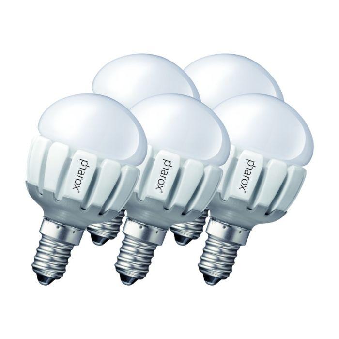 Sada-5-Pharox-LED-200-P45-E14-5W-230V
