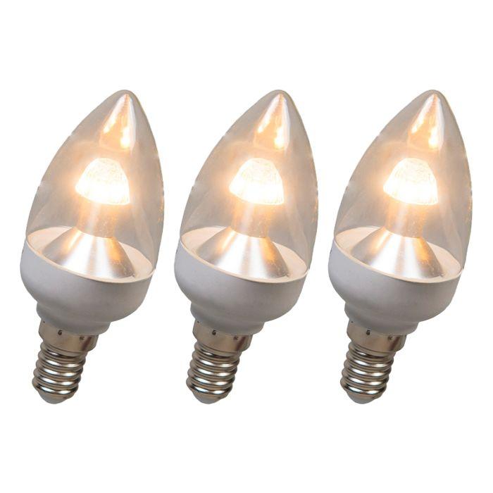 LED-žiarovka-E14-4W-250-lúmen-teplá-biela-Stmievateľná-sada-3