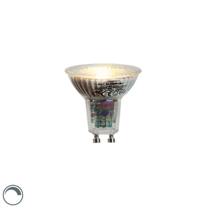 LED-žiarovka-GU10-6W-450-lúmenov-2700K-stmievateľná