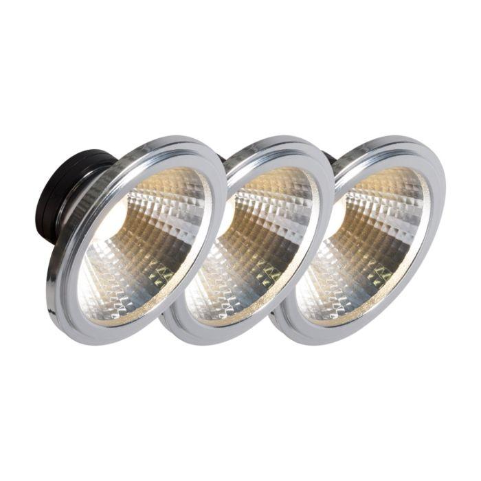 AR111-LED-žiarovka-COB-7W-24-°-sada-3