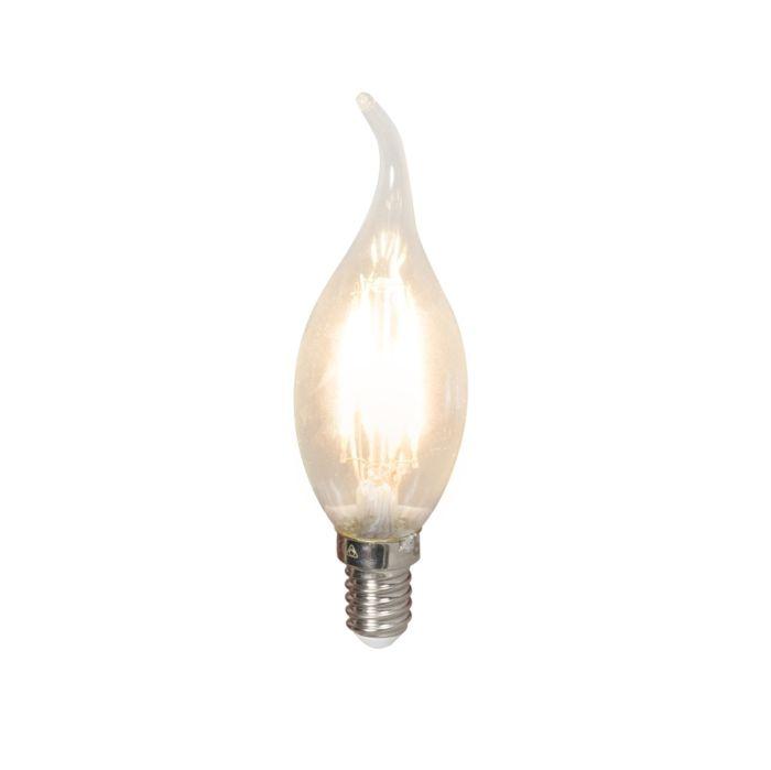 LED-sviečka-so-žiarovkou-E14-240V-3,5W-350lm-BXS35-stmievateľná