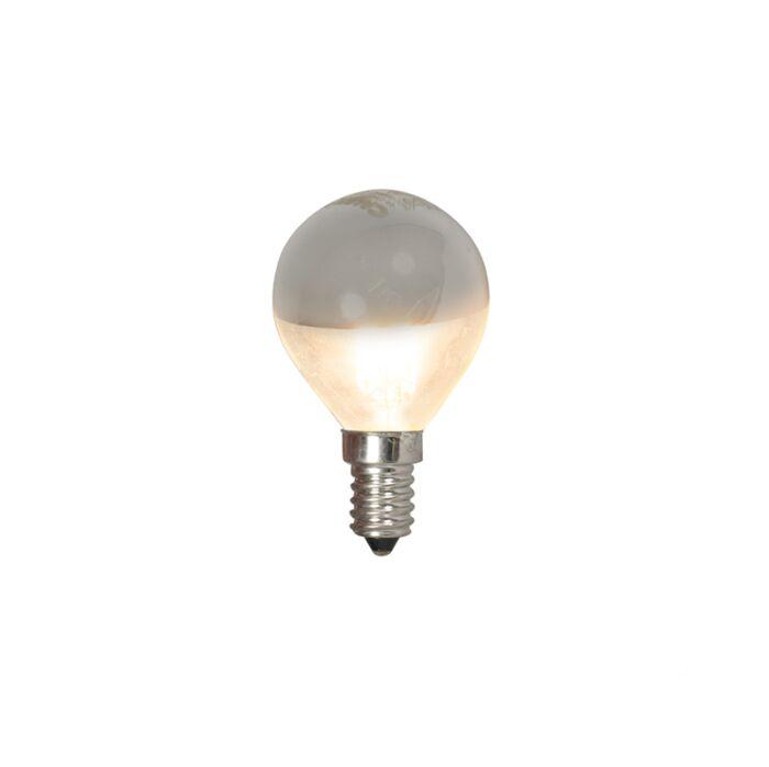 Zrkadlo-s-guľovým-vláknom-LED-LED-E14-240V-4W-370lm