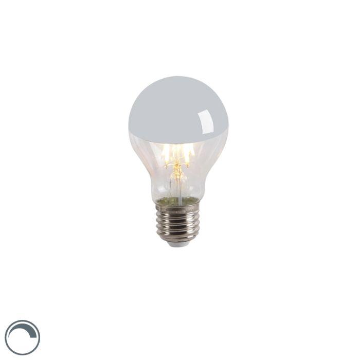 Zrkadlo-LED-žiarovky-E27-240V-4W-300lm-A60-stmievateľné