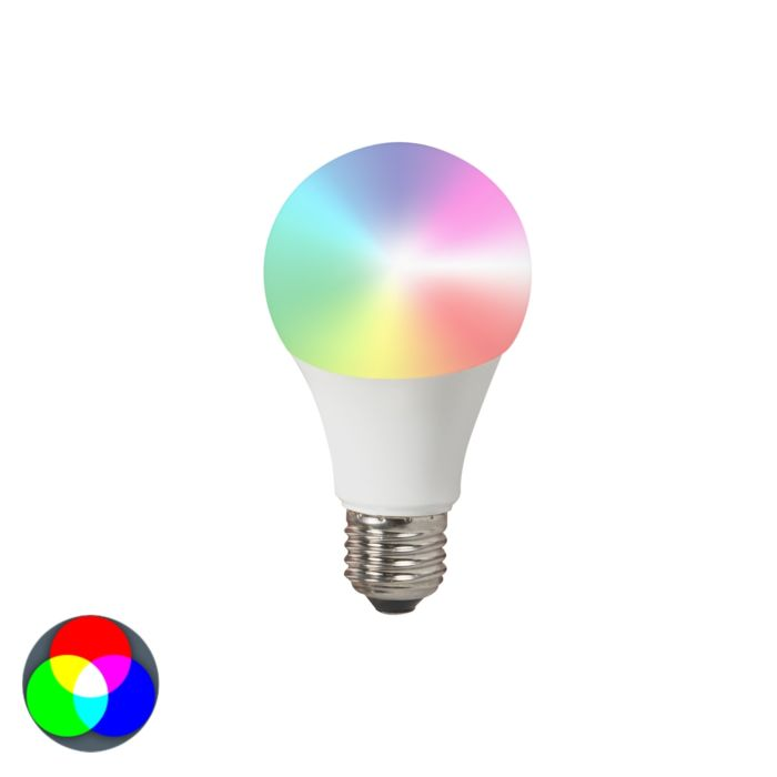 LED-žiarovka-E27-240V-7W-500lm-A60-Smart-Light