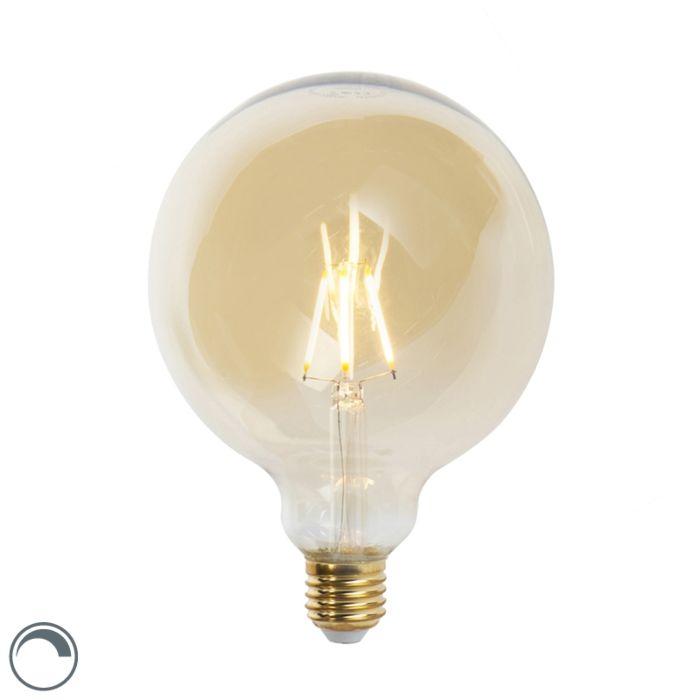E27-stmievateľná-LED-žiarovka-G125-goldline-360-lúmenov-2200K