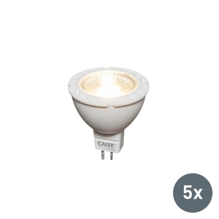 Sada-5-LED-žiarovky-MR16-7W-550-lúmenov
