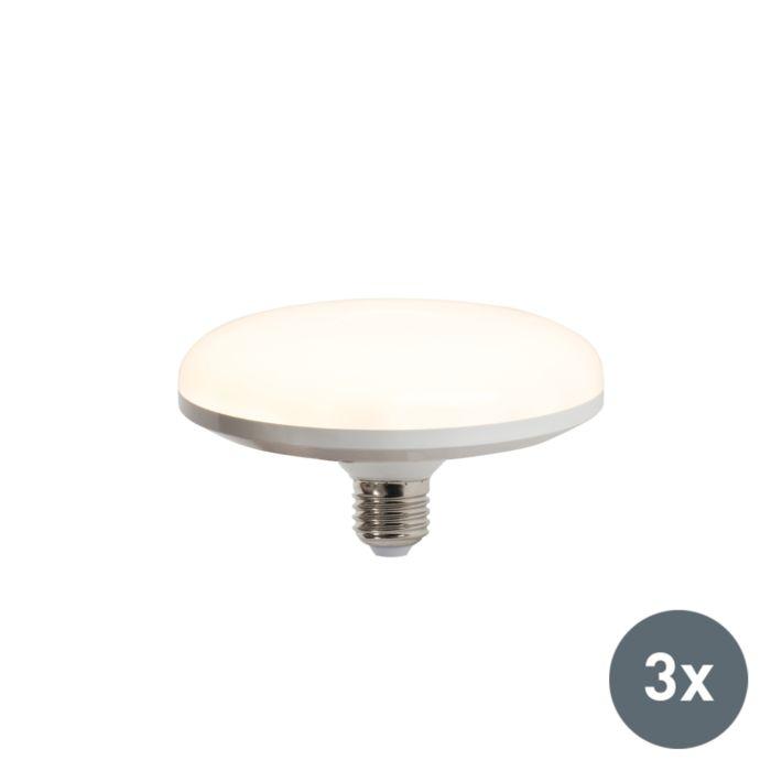 Sada-3-LED-žiarovky-UFO-E27-18W-teplá-biela
