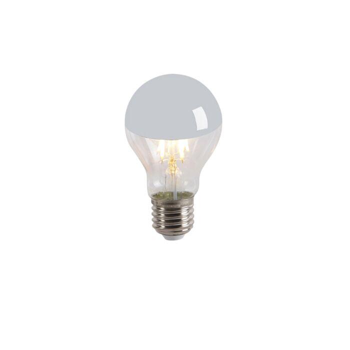 Sada-3-LED-zrkadielkových-žiaroviek-E27-240V-4W-300lm-A60-stmievateľných