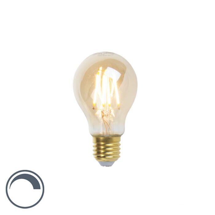 LED-žiarovka-Goldline-E27-5W-360lm-A60-stmievateľná