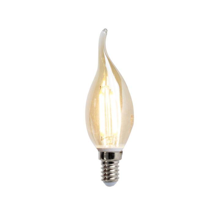 LED-žiarovka-s-žiarovkami-E14-4W-350-lúmen-teplá-biela-2200K