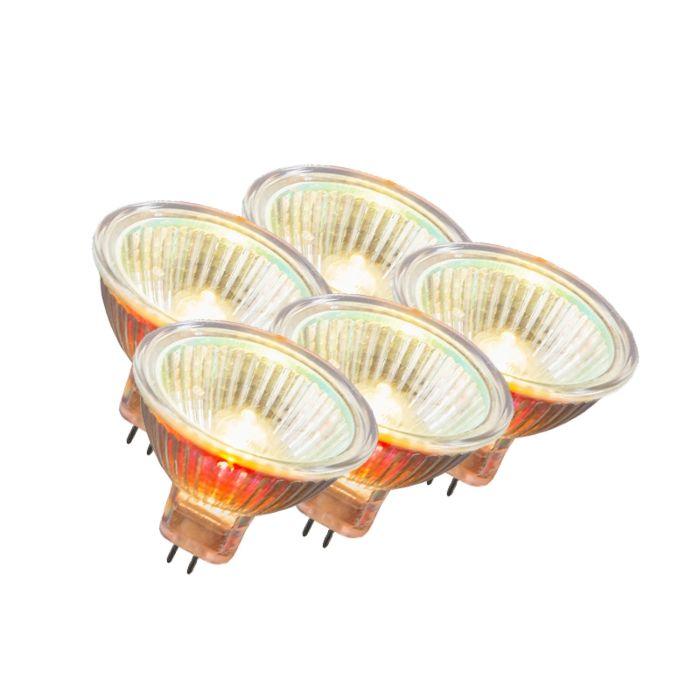 Sada-5-halogénových-MR16-12V-50W