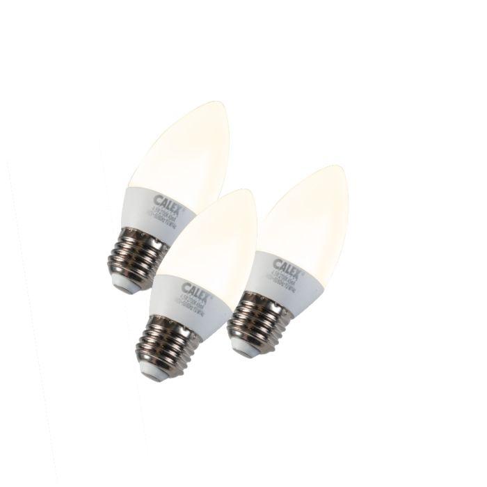 Sada-3-sviečok-LED-E27-5W-240V-2700K-stmievateľných