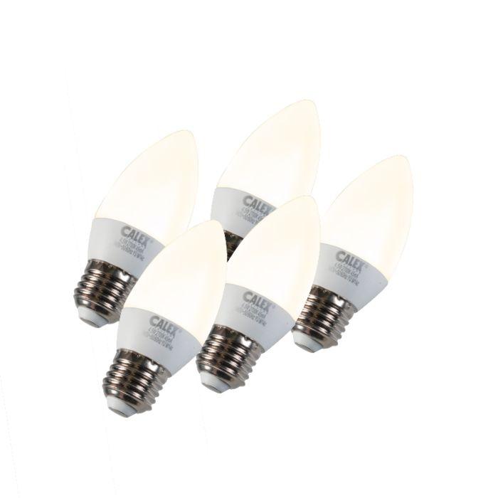 Sada-5-žiaroviek-LED-E27-5W-240V-2700K-stmievateľných