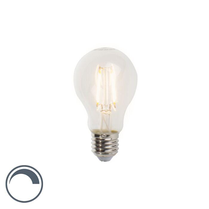 E27-stmievateľná-LED-žiarovka-A60-5W-470lm-2700-K.