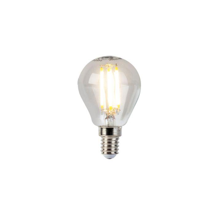 LED-žiarovka-s-žiarovkami-E14-5W-470lm-P45-stmievateľná