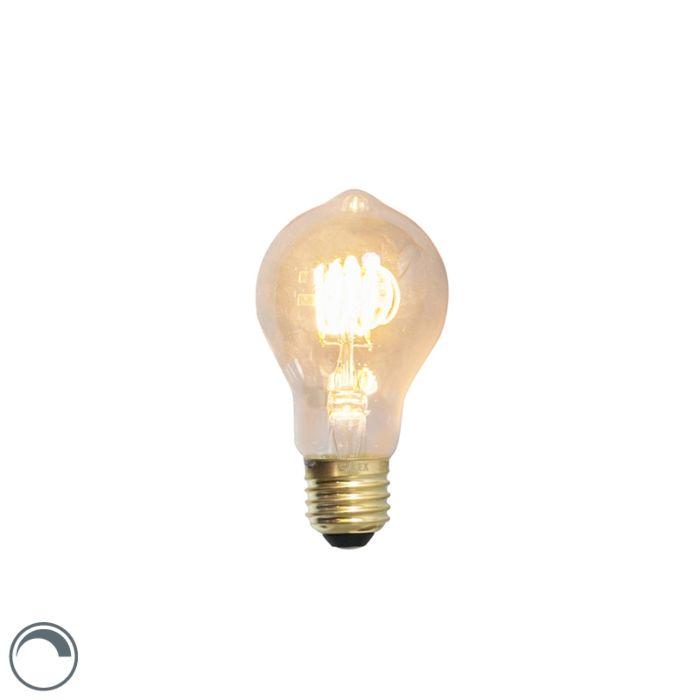 LED-stočená-žiarovka-E27-240V-4W-200lm-stmievateľná