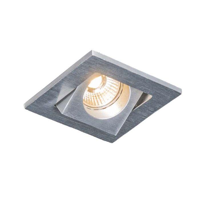 Zapustené-bodové-štvorhranné-hliníkové-LED-diódy