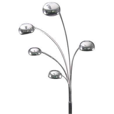 Oblúková-lampa-Sedemdesiate-roky-chrómovaná
