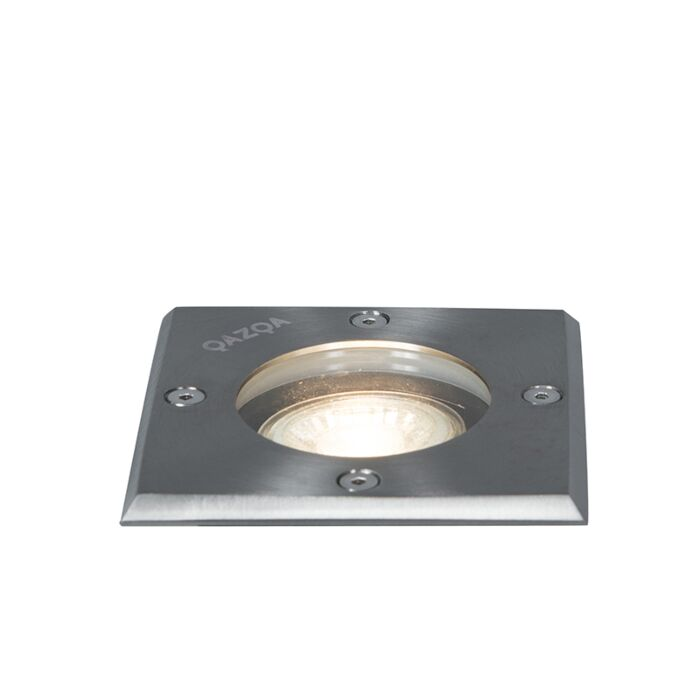 Brúsená-bodová-oceľ-10,5-cm-IP65---Basic-Square