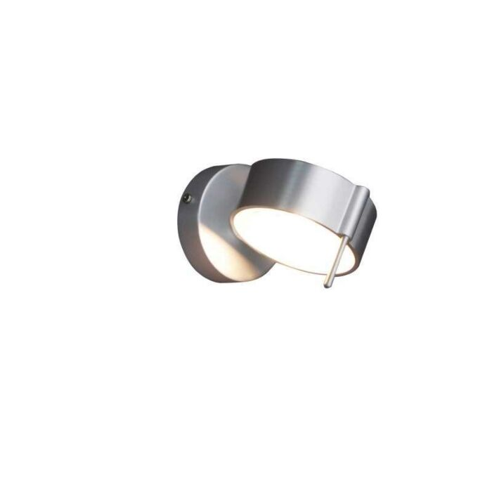 Nástenné-svietidlo-Eye-1-hliníkové