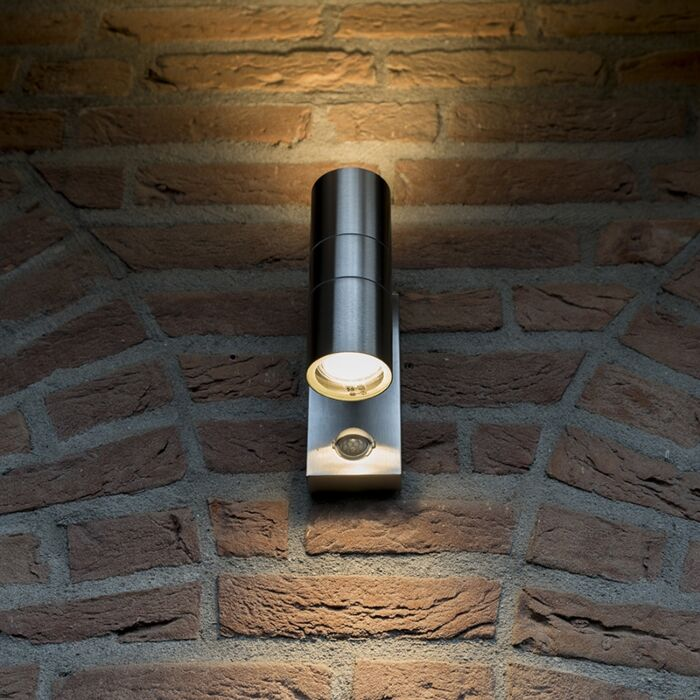 Vonkajšia-lampa-Duo-IR-oceľ