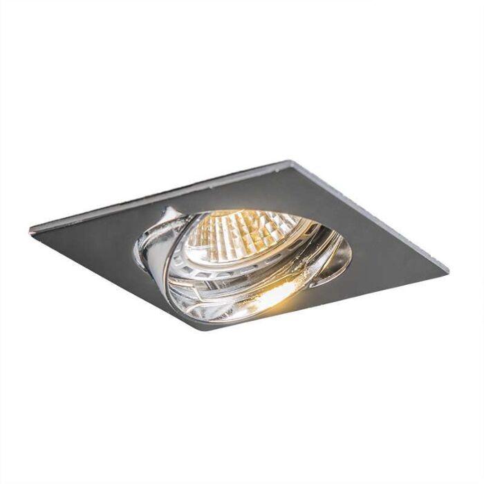 Vyklápateľný-štvorhranný-chróm-LED