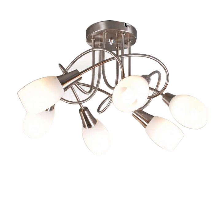 Stropné-svietidlo-Andrea-6-oceľové