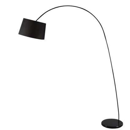 Oblúková-lampa-Easy-čierna