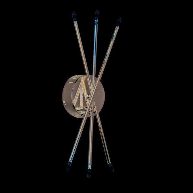 Nástenné-svietidlo-Mikado-6-chróm