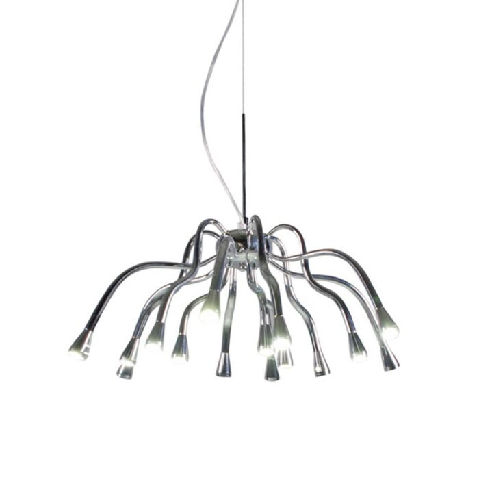 Závesné-svietidlo-Angeline-LED-chróm