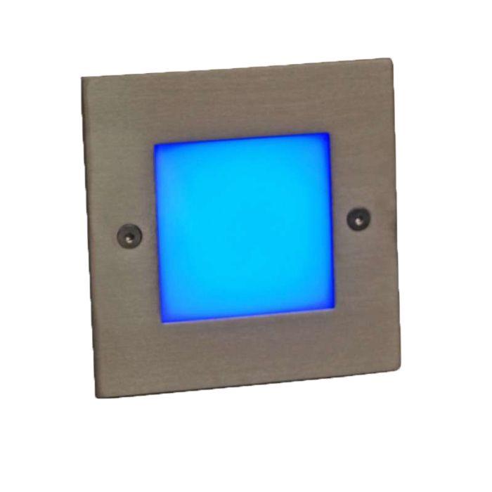 LED-zapustené-svietidlo-LEDlite-Square-10-modré
