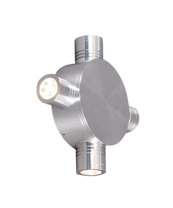 Nástenné-svietidlo-Star-LED-4-hliníkové